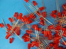 3Z ~~ 200Qty LEDTECH LEDS 5MM RED #UT1811-81 ~~