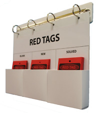 5S Tag Holder
