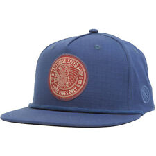d103cde73c8 Fasthouse NEW Mx Chief Navy OSFM Adults Adjustable Motocross Snapback Cap  Hat