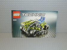 LEGO® Technic Bauanleitung 8256 Super Kart ungelocht instruction B1599