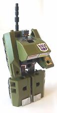 BRAWL; 1986 Hasbro; G1 Vintage Transformers; Combaticon