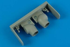Aires 4533 1/48 Yak38 Variable Exhaust Nozzles (Resin) For Hobby Boss