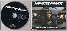 MONSTER MAGNET - INTERVIEW CD 2004 GERMANY PROMO