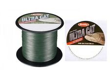 Berkley Ultra Cat Braid 150lb (75kg) 0.50mm 1200m Bulk Spool