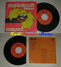LP 45 7'' CORRADO Il leone Levati le scarpe 1978 italy PATTO PS 04 cd mc dvd