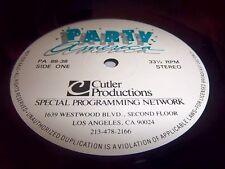 PARTY AMERICA 88-38-MICHAEL JACKSON/ROBERT PALMER/ELTON JOHN/CHEAP TRICK/ NM 2LP
