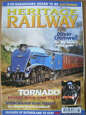 HERITAGE RAILWAY THE COMPLETE STEAM NEWS MAGAZINE ISSUE 118 NOVEMBER 27 2008