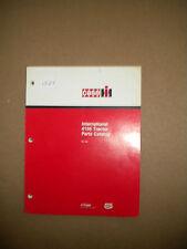 International, Ih, Caseih 4156 Tractor Parts Manual-1524A