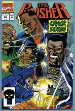 Punisher #61 1992 Marvel Comics Luke Cage