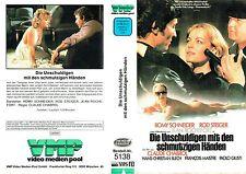 (VHS) Die Unschuldigen mit den schmutzigen Händen - Romy Schneider, Rod Steiger