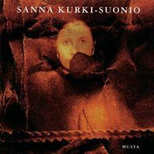 Sanna Kurki-Suonio Musta CD