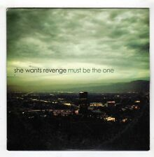 (HB807) She Wants Revenge, Must Be The One - 2011 DJ CD