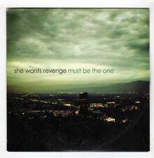 (HB807) She Wants Revenge, Must Be The One - 2011 DJ CD