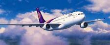 Modellini statici di aerei e veicoli spaziali a Airbus A330