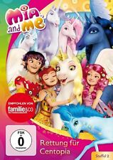 DVD * MIA AND ME - Staffel 2 - Episode 25 + 26 Rettung für Centopia # NEU OVP &