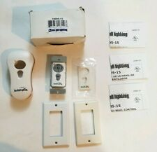 SEA GULL COLLECTION CONVERTIBLE HANDHELD/WALL CEILING FAN REMOTE CONTROL 16005
