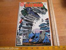 Batman 425 comic NM 1988 Starlin auto wrecking yard cover junkyard