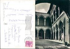 TARQUINIA (VT) - PALAZZO VITELLESCHI - CORTILE      (rif.fg.6202)