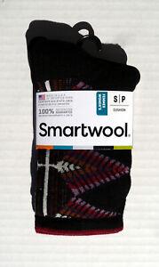 New Women`s SmartWool Tiva Socks Crew Merino Wool SW010402