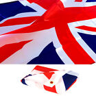 5 x 3FT Large Union Jack Flag Great Britain Fabric Polyester British GB Sport UK