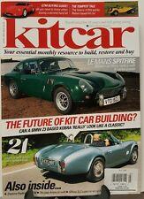 Kitcar Future of Kit Car Building Le Mans Spitfire July 2015 FREE SHIPPING JB