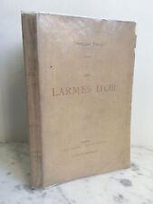 Charles Pitou Les Larmes d'Or Léon Vanier