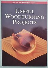 USEFUL WOODTURNING PROJECTS The Best from Woodturning Magazine childs stool vtg