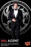 Wild Toys WT21 British MI6 Agent Paul 007 1/6 Figure