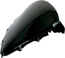 Zero Gravity Double Bubble Windscreen Dark Smoke for Yamaha YZF-R1 2009-2014