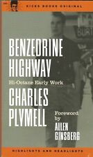 CHARLES PLYMELL ALLEN GINSBERG BENZEDRINE HIGHWAY SIGNED FIRST EDITION $AVE