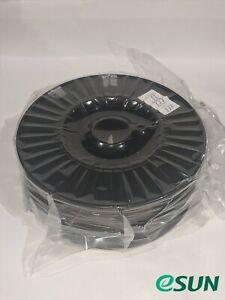 ESUN Black 3D Print Filament 3kg (6.6lb) 1.75mm Tough PLA  3D Printing
