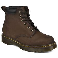 Dr. Martens Leather Boots - Men's Footwear