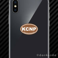 Kings Canyon National Park Oval Sticker Decal Vinyl Euro KCNP