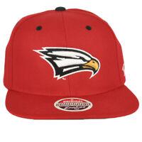 NCAA Zephyr Polk State College Red Snapback Men Adjustable Flat Bill Hat Cap