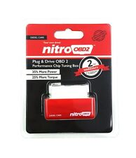 Nitro OBD2 Performance Chip Tuning Box For Diesel Car ECU Remap OBD Chiptuning