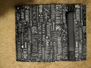 Mary Kay What You Love Travel RollUp Hanging Bag(Unfilled)ORIGINAL NEW