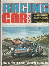 Racing Car News 1976 Jun HDT Torana Lancia Gamma Stratos Navajo BMW Alpina Spani