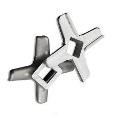 2PC Blade Mincer Knife KW658522 Fit Kenwood MG300-520 A950 Meat Grinder Parts #8