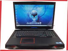 "17.3"" ALIENWARE 17 Gaming Laptop Intel i7 Quad 16GB 120GB SSD + HDD GTX 660M"