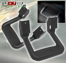Off Road Black Bully Side Step Bars Set For Chevy Gmc Ford Dodge Nissan Toyota