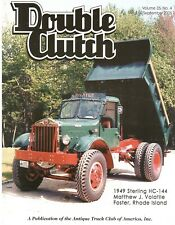 Rogers Brothers Trailer History – 2005 Double Clutch Magazine