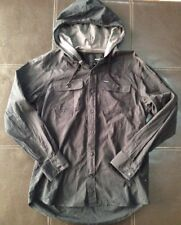 Hurley Mens Hooded Shirt Size S
