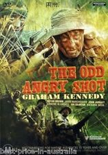 The Odd Angry Shot DVD AUSTRALIAN Graham Kennedy John Hargreaves BRAND NEW R4