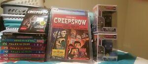 1st Print Stephen King's Creepshow CGC 9.2 white Creep 1982 Comic Lots of stuff
