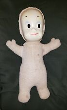 Casper the Friendly Ghost Talking Vintage Collectible Plush 1962 Mattel Rare!