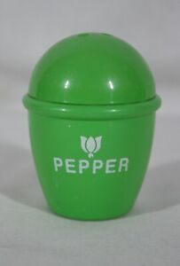 RARE VINTAGE LITTLE TIKES PRETEND PLAY REPLACEMENT GREEN PEPPER SHAKER