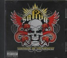 SALIVA Survival of the Sickest CD ALBUM  NEW - NOT SEALED
