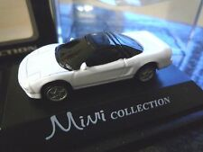 ACURA HONDA NSX DIECAST METAL CAR BY MINI COLLECTION
