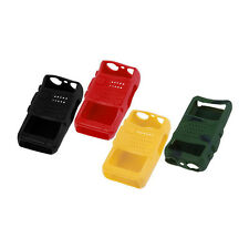 1X Talkie Holster Cover Silicone Soft Case for BAOFENG Radio BF-UV5R/5RA/5RB/5RC