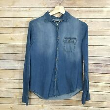 66f8cfadc New ListingUrban Outfitters BDG Denim Button Up Shirt S